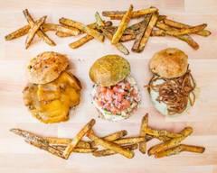 The Stuy Burgers