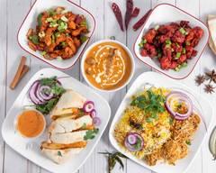 Indian Spice Food Market