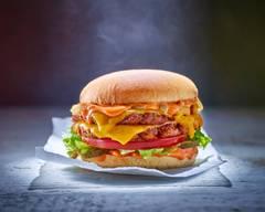 Halo Burger (Pop Brixton)