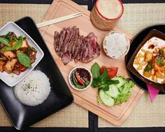 Thai Saté