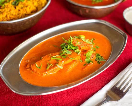 Taj Mahal Indian Cuisine Delivery | New Farm | Uber Eats