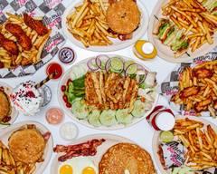 Amerix Burger (Alameda)