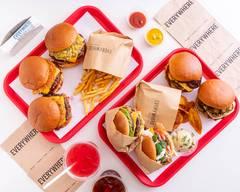 Everywhere burger club 漢堡俱樂部
