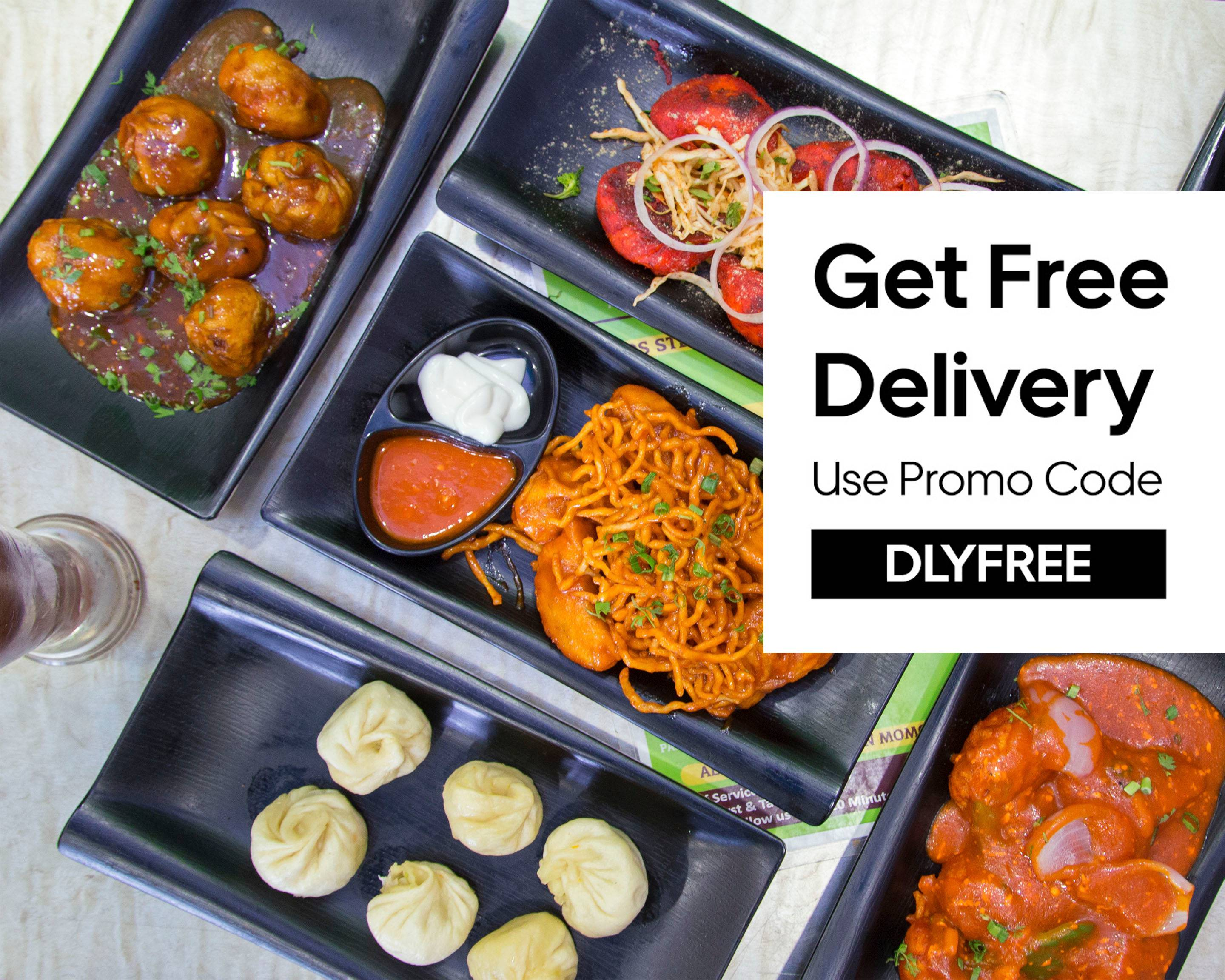 Cafe Momo's Delivery | Pune | Uber Eats