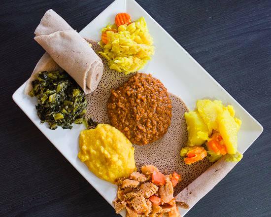 Order Abugida Ethiopian Cafe Plaza Midwood Delivery Online Charlotte Menu Prices Uber Eats