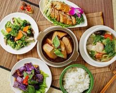 三德素食館 Three Virtues Vegetarian Restaurant (佐敦)