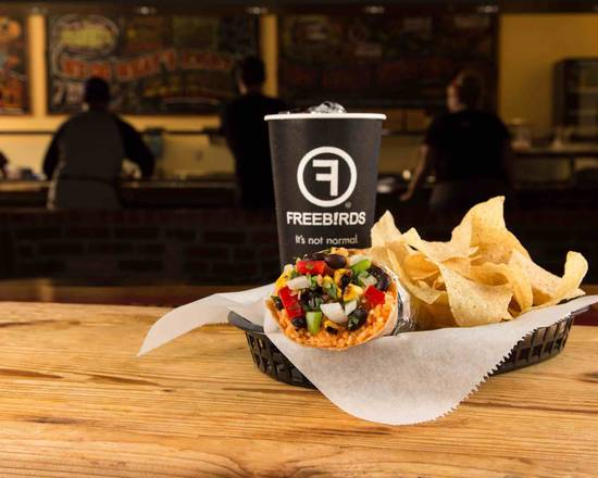 Freebirds World Burrito (5425 South Padre Island Dr., Ste. 139)