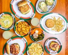 Ruben's Hamburgers Cancún