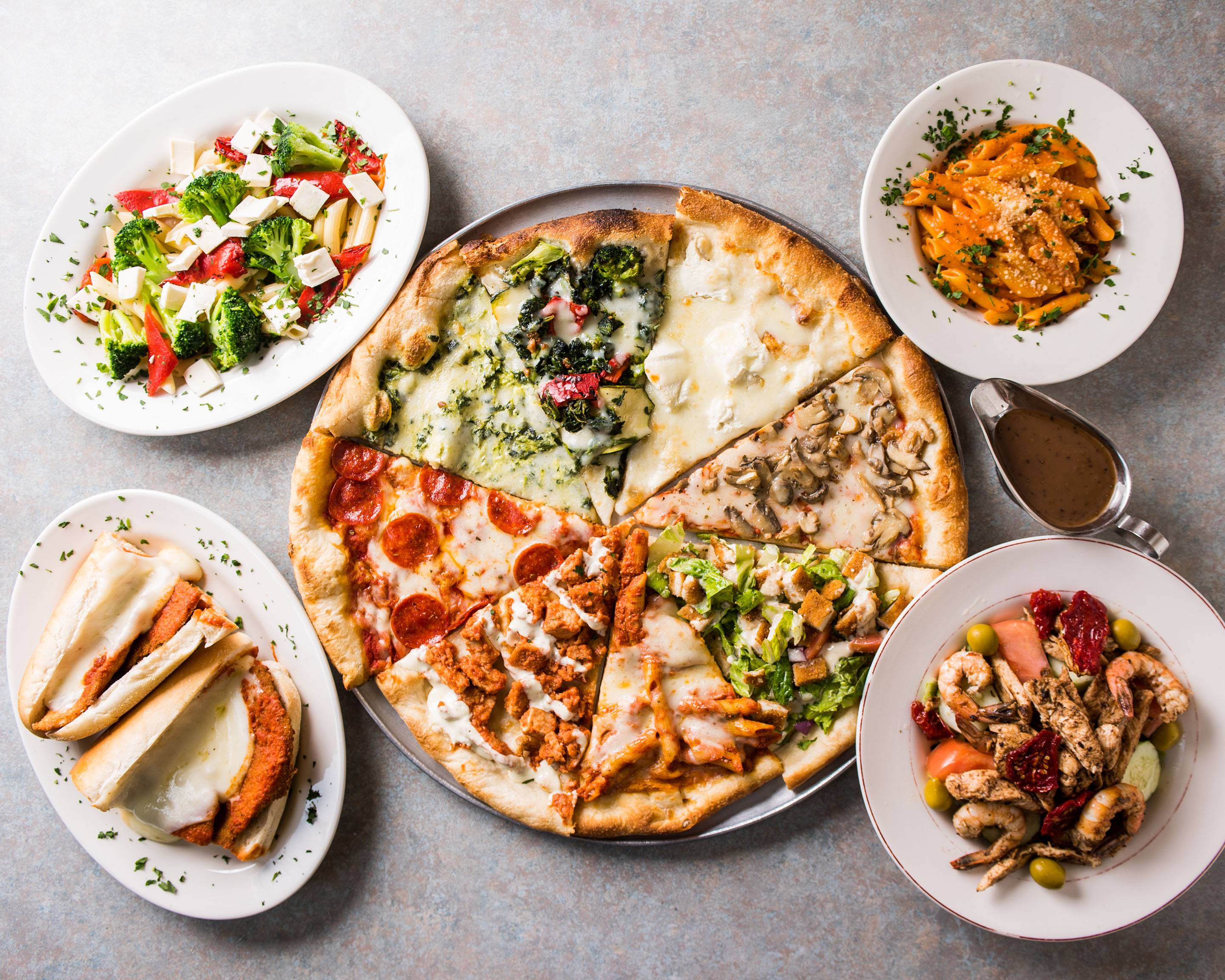 Order Round Table Pizza Delivery Online Sacramento Menu Prices Uber Eats