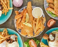 Gypsy Shawarma and Fish