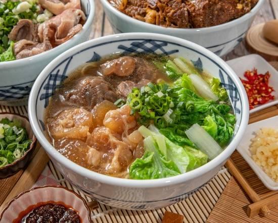 老王原汁牛肉麵 自立店