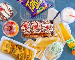 Water Ice Cream & More
