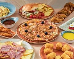 Pizzería La Competencia Miñor