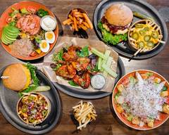 Gnarly Burger Roslagsgatan