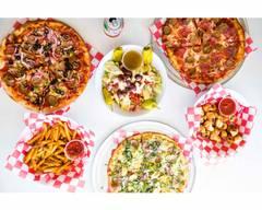 Johnnys the Bronx pizza