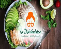 """La Distributrice """"Real and Healthy Food"""""""
