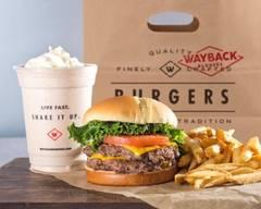 Wayback Burgers (811 East Baltimore Pike)