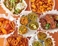Bombay Frankie Roti Roll