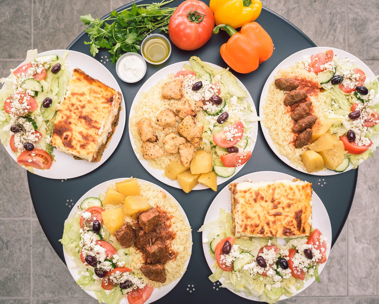 Order Mama's Greek Cuisine Delivery Online | Toronto | Menu & Prices | Uber Eats