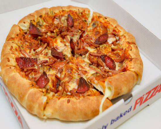 Bitz And Pizzaz Delivery Southampton Uber Eats