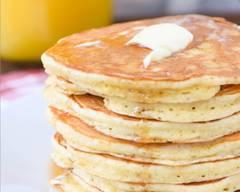 Sunday Pancakes - Pancakes & Donuts