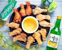 韓国ヤンニョム専門店 鶏王〈チキング〉@門仲店 Korean Yangnyeom Restaurant  CHICKING @Monzen-Nakachou