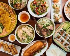 ベトナム屋台料理 ファンフォー Vietnamese food PHAN PHO