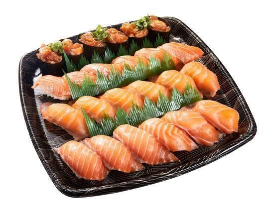 壽司郎鮭魚套餐 3 人份 Salmon Sushi Combo for Three