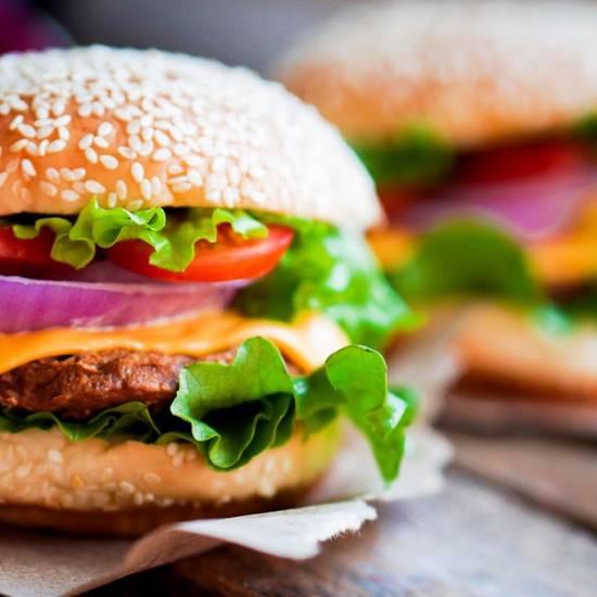 All Full Burger