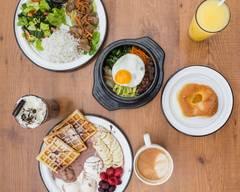 Bori Cafe y Cocina Coreana