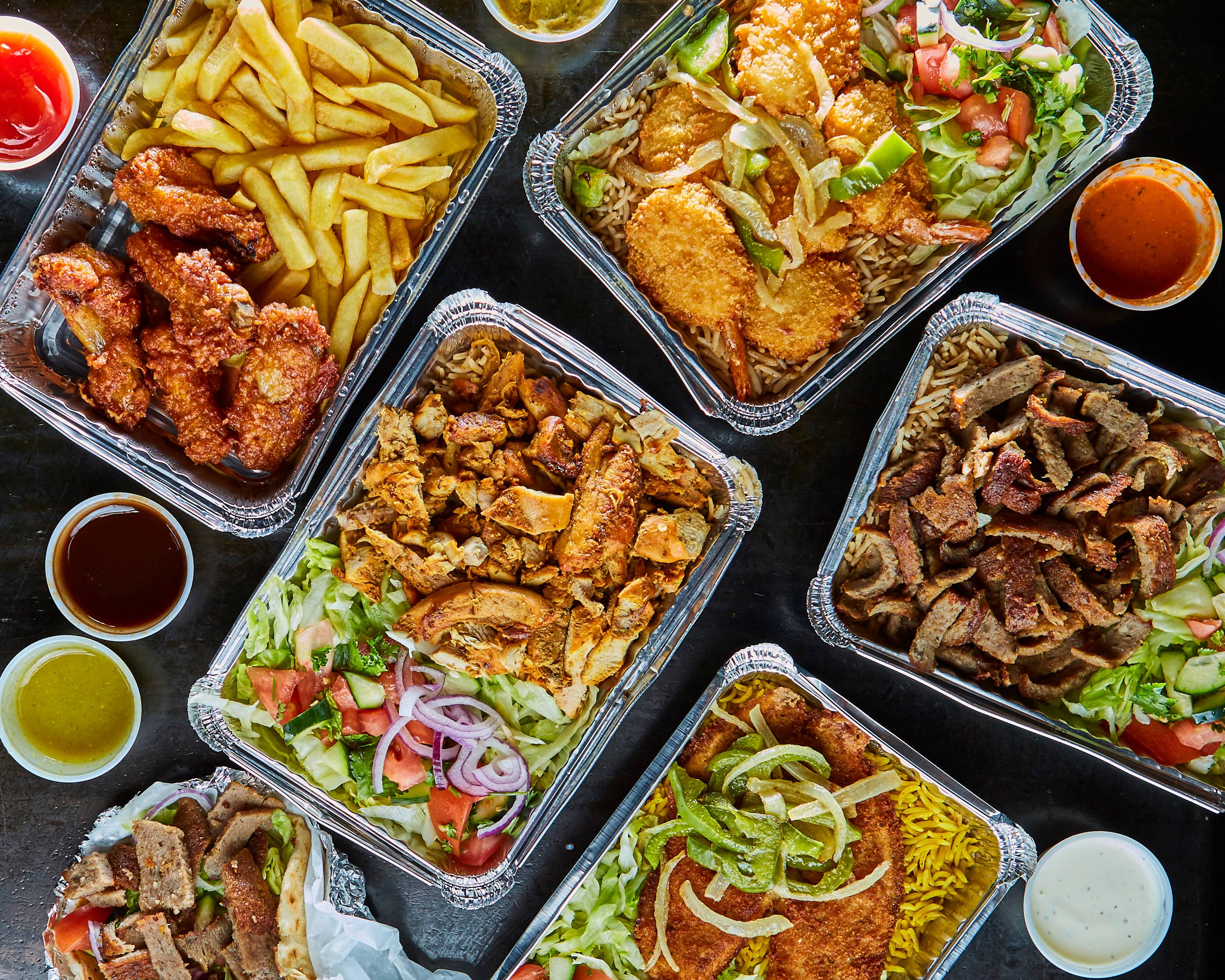 Order Fast Buy Halal Food Delivery Online New York City Menu Prices Uber Eats