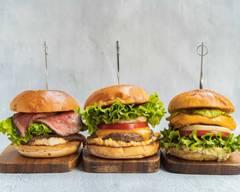 ビッグバイトバーガー Big bite  burger