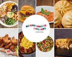 Neighborhood Kitchens Food Hall (AUS07-1)
