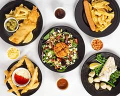 Poseidon's Traditional English Fish & Chips