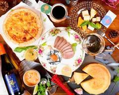 wine&焙煎珈琲 moelleux wine&baisenkohi moelleux