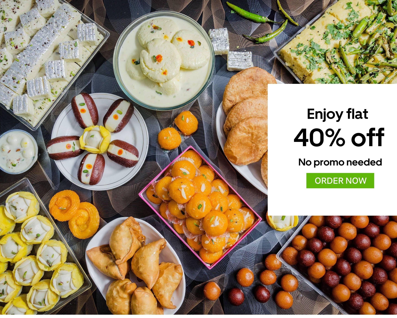 Shanti Niketan Sweets - Kidwai Nagar Delivery | | Uber Eats