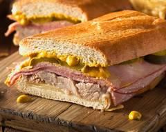 El Cubano Grilled Sandwiches
