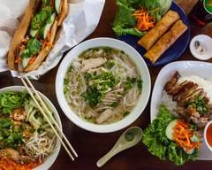 Pho spot Vietnamese cuisine