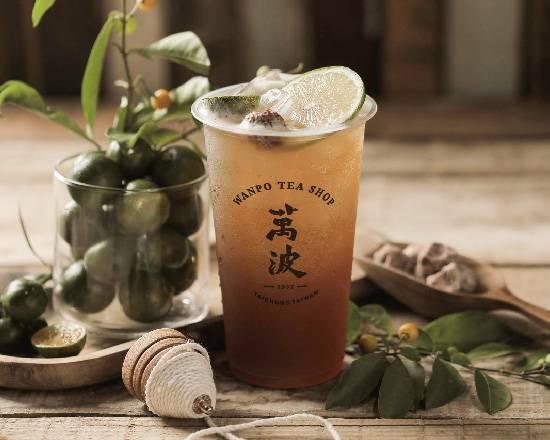 萬波島嶼紅茶台北中山店
