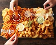 本場!!アメリカ直輸入!!Harvest Potatoes 神戸中山手通